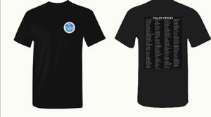 2021 Candlelight Vigil T-shirt